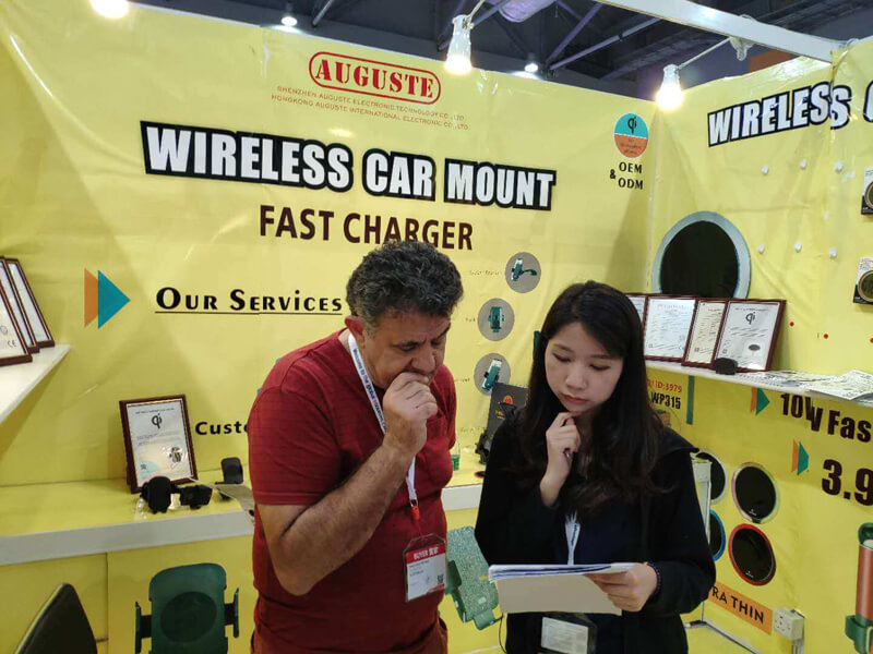 Global Sources Consumer Electronics Exhibition / Booth: 7Q36
